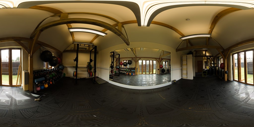 aps fitness studio panorama